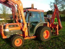 2007 KUBOTA L5030 Digger / Load
