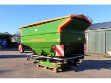 2007 AMAZONE ZAM 1500 FERTILISE
