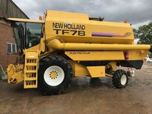 2003 NEW HOLLAND TF78 ELEKTRA