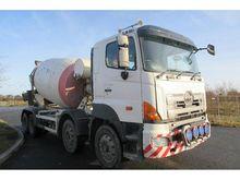 2007 HINO 700 3241 Diesel