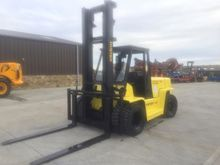 Used 2007 HYSTER H7.