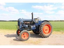 FORDSON E27N P6 TRACTOR Fitted