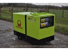 2016 PRAMAC P11000 SILENT 10 kV