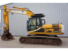 2007 JCB JS220-LC Excavator