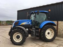 2011 NEW HOLLAND T6070 4wd Dies