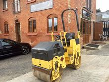 2005 BOMAG BW80AD-2 roller, smo
