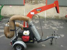 TRILO VACUUM TRUCK LOADER Petro