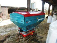 2010 SULKY DRC Fertilizer Sprea