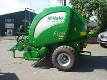 2016 MCHALE F5500 machinery