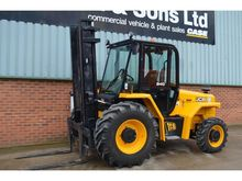 2013 JCB 940 LOW HOURS.