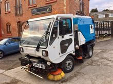 2004 SCARAB road sweeper