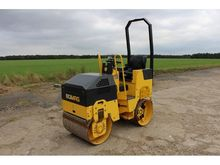 BOMAG BW80 ADH-2 TWIN DRUM ROLL