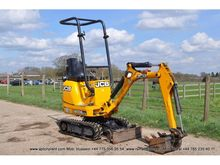 2014 JCB 8008 CTS 1t MICRO EXCA