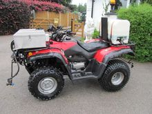 2003 HONDA 329CC QUAD BIKE QUAD