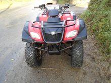 2014 ISUZU SUZUKI OZARK 250cc Q