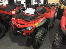 2014 CAN AM OUTLANDER 400 Petro