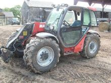 2008 MANITOU MLT634