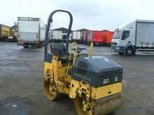 1999 BOMAG BW80 ADH-2 Double Dr