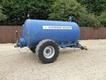 Used RAYMOND BROWN S