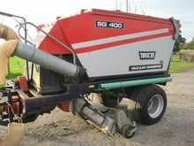 TRILO SG400 VACUUM SWEEPER