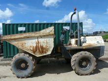 2006 TEREX PT 6000 6 ton dumper