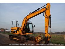2010 JCB JS130 LC 13t TRACK EXC