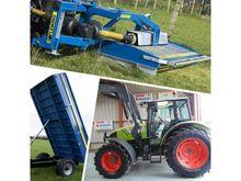 2012 CLAAS AXOS 340 Tractor, Tr