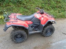 2014 ISUZU SUZUKI 400 Quad Bike