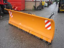 2016 SNOW PLOUGH machinery