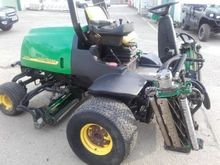 JOHN DEERE 3225C FAIRWAY