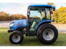 2016 ISEKI TG6400 HST Diesel