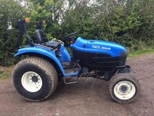 Used HOLLAND TC27D A