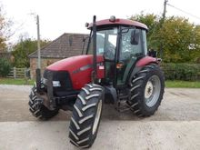 2005 CASE IH JX90 4WD TRACTOR O