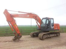 Used 2012 HITACHI ZA