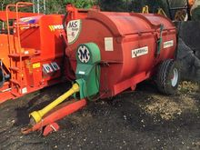 MARSHALL MS 45 MUCK SPREADER