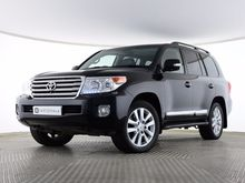 2014 TOYOTA LAND CRUISER 4.5 D-