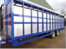 CATTLE TRAILERS IN STOCK