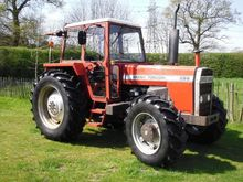 1986 MASSEY FERGUSON 298 4WD Di