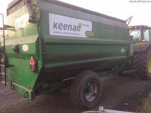 Used KEENAN 140 in R