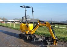 2016 JCB 8008 CTS MICRO 1t EXCA