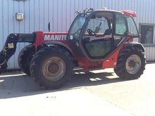 Used 2010 MANITOU ML
