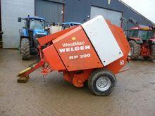 WELGAR RP200 BALER NET WRAP sta