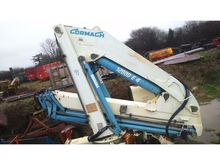 CORMACH 12000 E4 CRANE on Bedfo