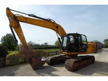 2013 JCB JS220LC TRACKED DIGGER