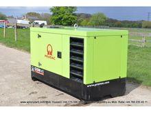 2015 PRAMAC GSW45 SILENT 45 kVA