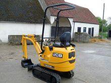 2013 JCB 8008 0.8 1 ton Micro D