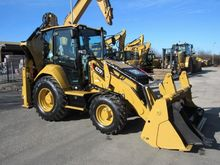 Used CATERPILLAR 427