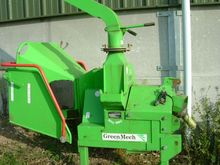 GREENMECH 220 PTO DRIVEN WOODCH