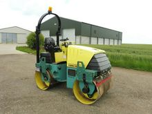 2011 AMMANN AV26-2 ROLLER 1200