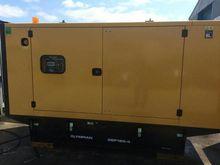 2017 CATERPILLAR DE165E0 165 kV